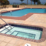 Commerical Pool built by Sammet Pools