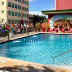 Commerical Pool built by Sammet Pools