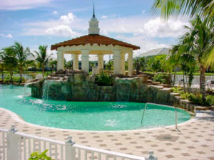 Commercial Pools for Municipalities, Hotels, Apartments & Condos by Sammet Pools in South Florida