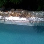 Faux rock design - looks real!