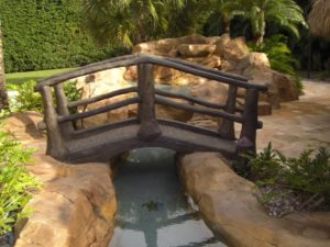 Faux Rock designed and bulit by Sammet pools